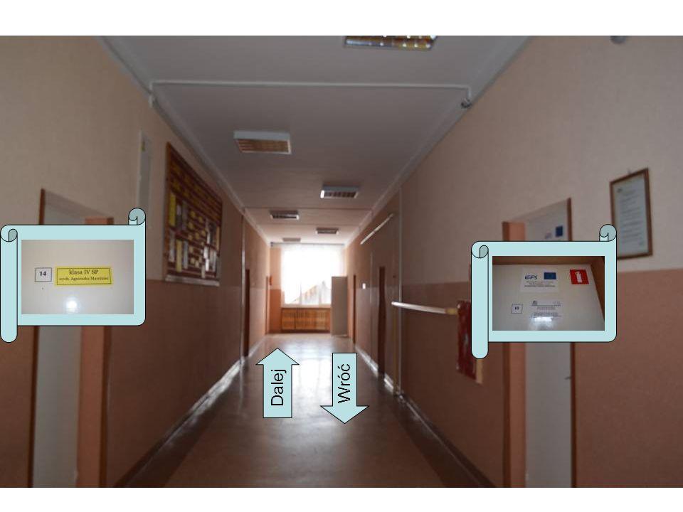 Na korytarz