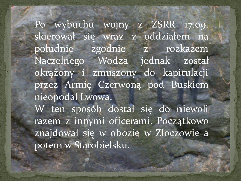 Po wybuchu wojny z ZSRR 17.09.