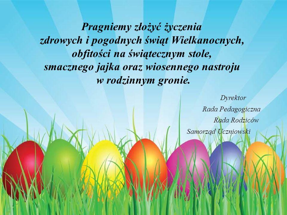 Palmy wielkanocne biorące udział w konkursie ogłoszonym przez nauczycielkę naszej szkoły Panią Elżbietę Polowczyk