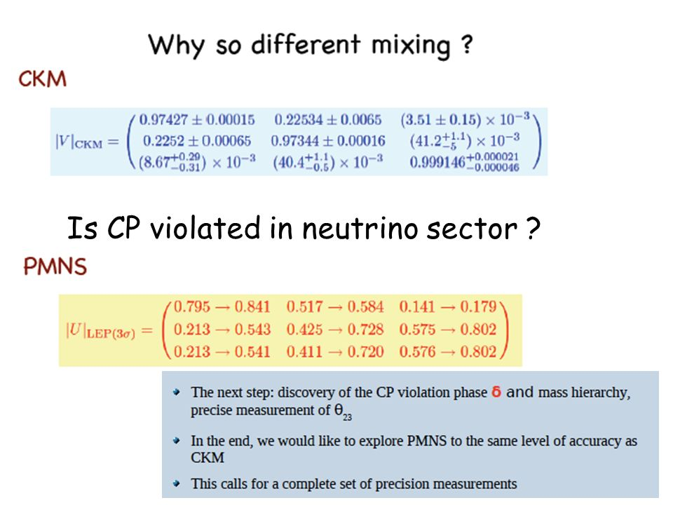 Summary of neutrino phenomenology talk at the symphosium