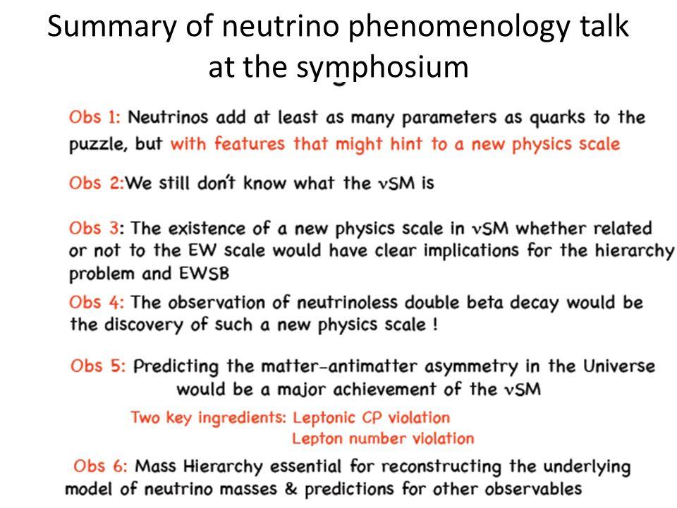 Jakie odkrycia w sektorze neutrin moga zmienić zasadniczo nasza wiedzę.