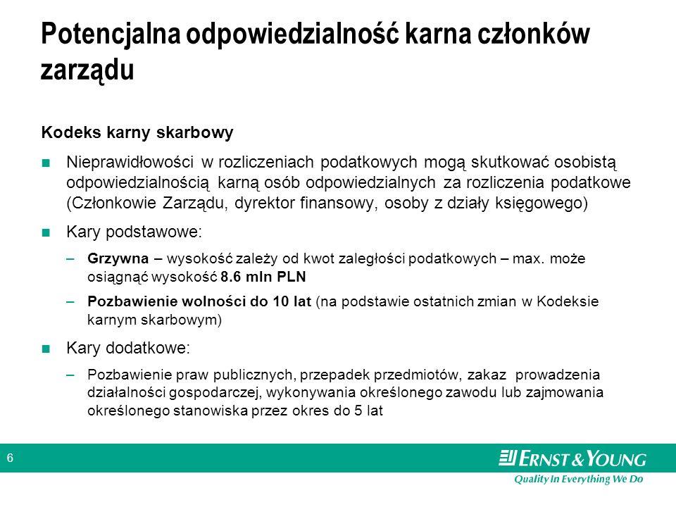 17 Prawa kontrolowanego Może wyznaczyć pełnomocnika Może żądać przeprowadzenia dowodu (np.
