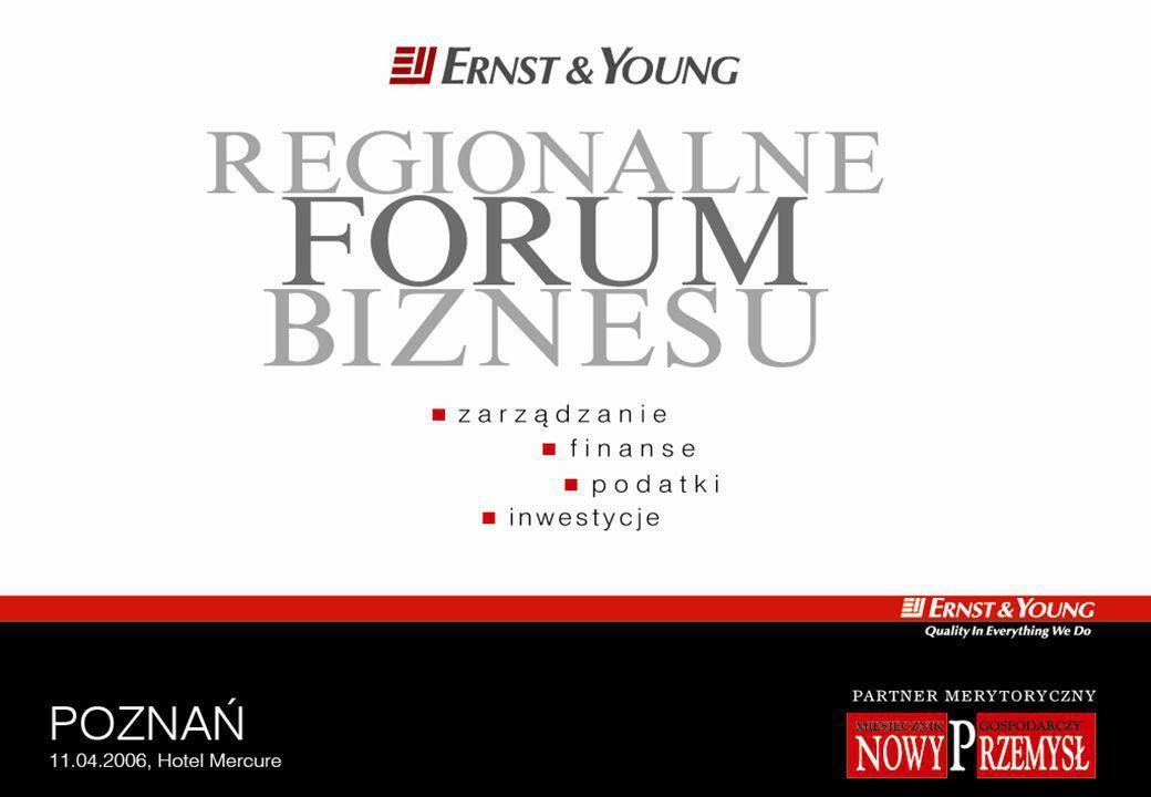 Regionalne Forum Biznesu 11 kwietnia 2006 r. Hotel Mercure - Strona 1