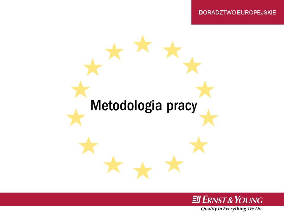 DORADZTWO EUROPEJSKIE Metodologia pracy