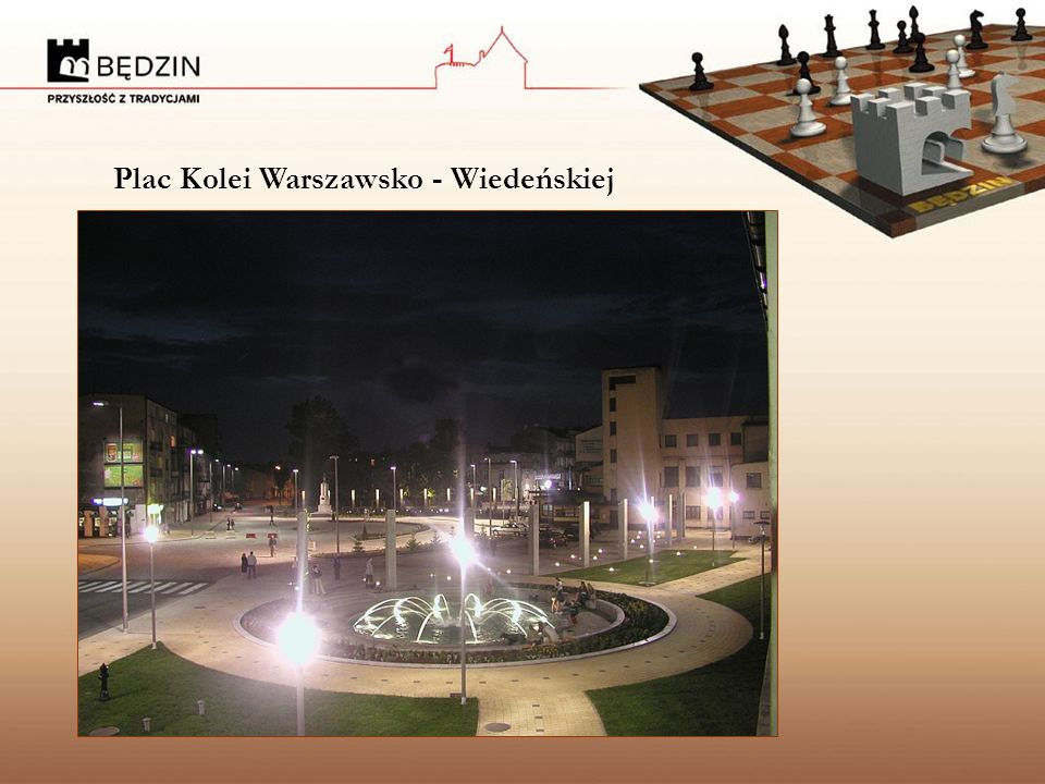 Plac Kolei Warszawsko - Wiedeńskiej