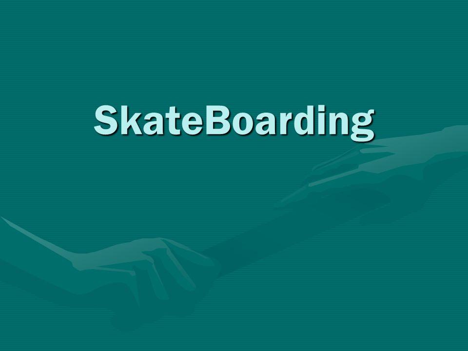 Skateboarding Jazda na deskorolce (ang.