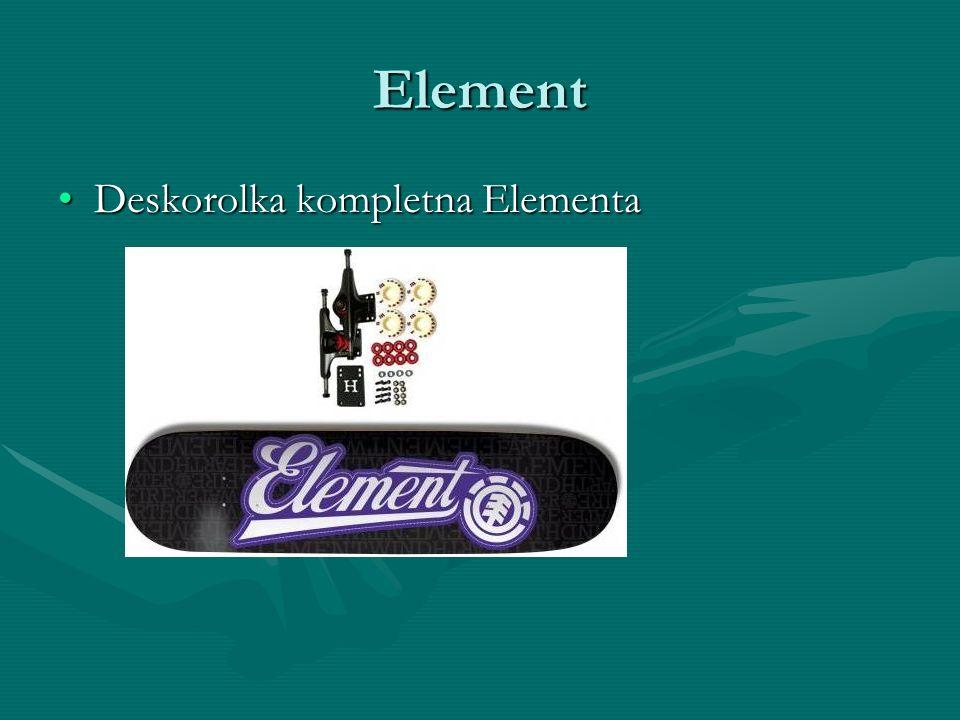Element Deskorolka kompletna ElementaDeskorolka kompletna Elementa