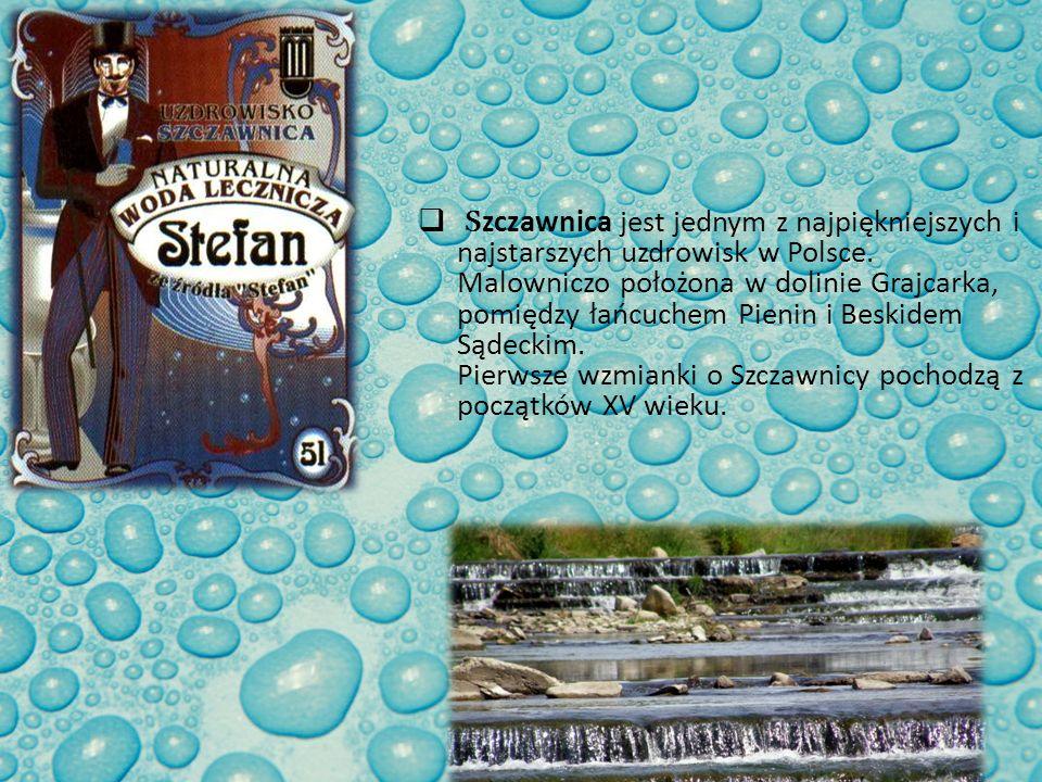 S zczawnica jest jednym z najpiękniejszych i najstarszych uzdrowisk w Polsce. Malowniczo położona w dolinie Grajcarka, pomiędzy łańcuchem Pienin i Bes