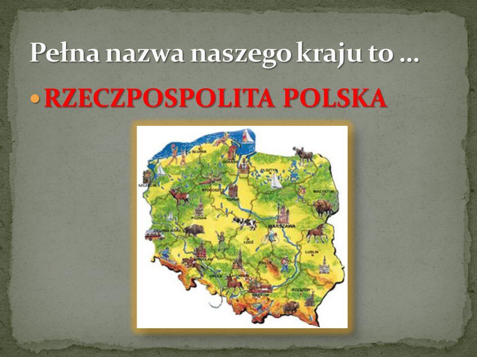 Polskim hymnem narodowym jest… MAZUREK DĄBROWSKIEGO Pieśń Legionów Polskich we Włoszech