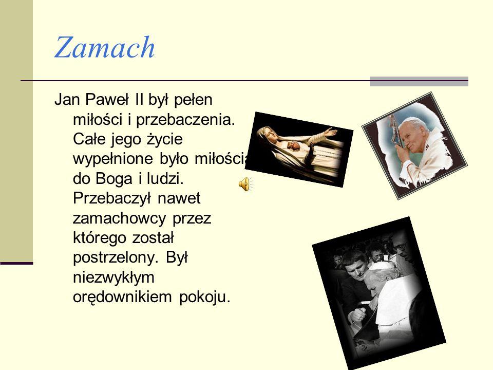 Pielgrzymki do Polski I pielgrzymka - 02.06.1979 - 10.06.1979 II pielgrzymka - 16.06.1983 - 22.06.1983 III pielgrzymka - 08.06.1987 - 14.06.1987 IV pi