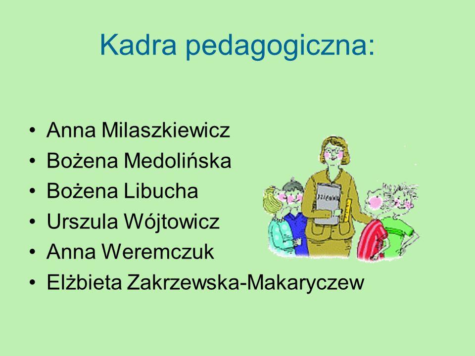 Zajęcia prowadzone są przez doświadczonych nauczycieli i terapeutów
