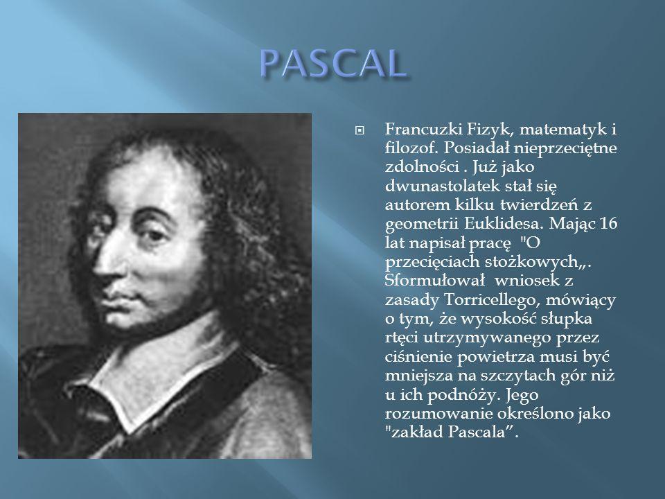 Był szanowanym fizykiem oraz matematykiem. Jego pierwszymi sukcesami były : stworzenie podstawy rachunku różniczkowego, oraz stworzenie podstawy teori