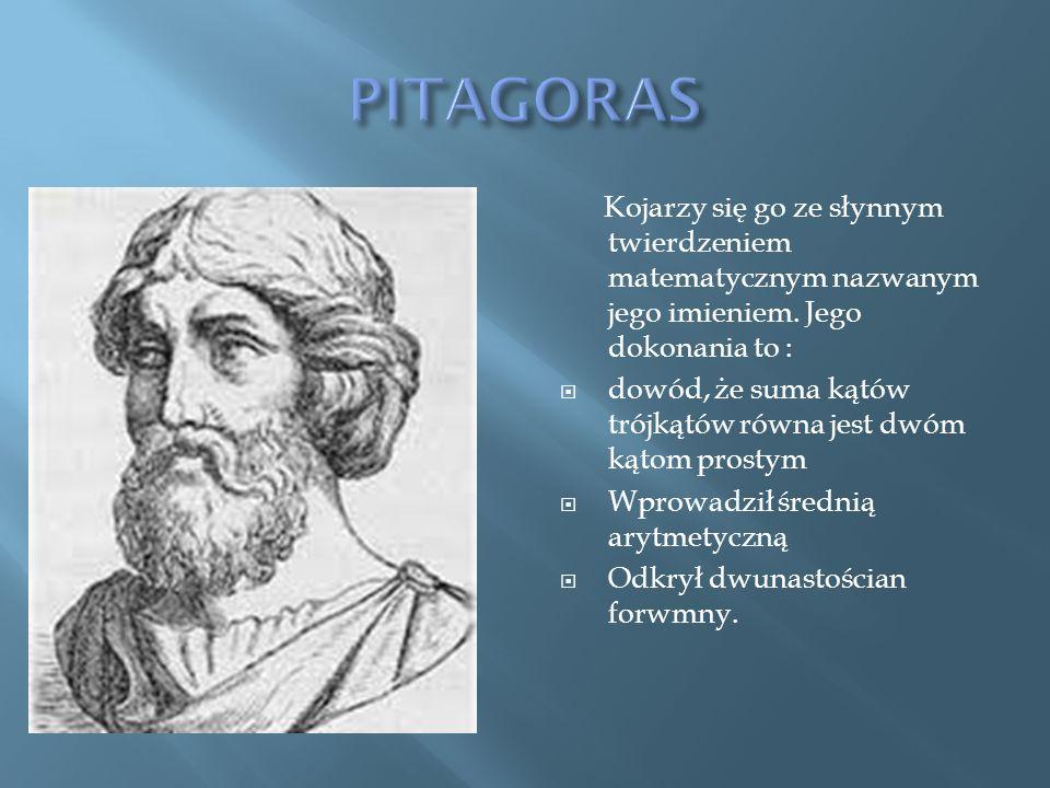 Francuzki Fizyk, matematyk i filozof. Posiadał nieprzeciętne zdolności. Już jako dwunastolatek stał się autorem kilku twierdzeń z geometrii Euklidesa.