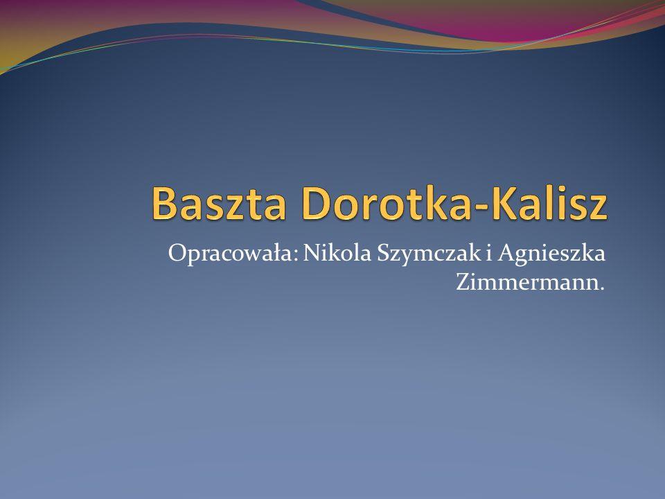 Opracowała: Nikola Szymczak i Agnieszka Zimmermann.