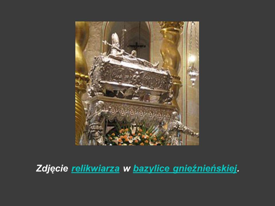Relikwie Świętego Wojciecha RelikwieRelikwie św.