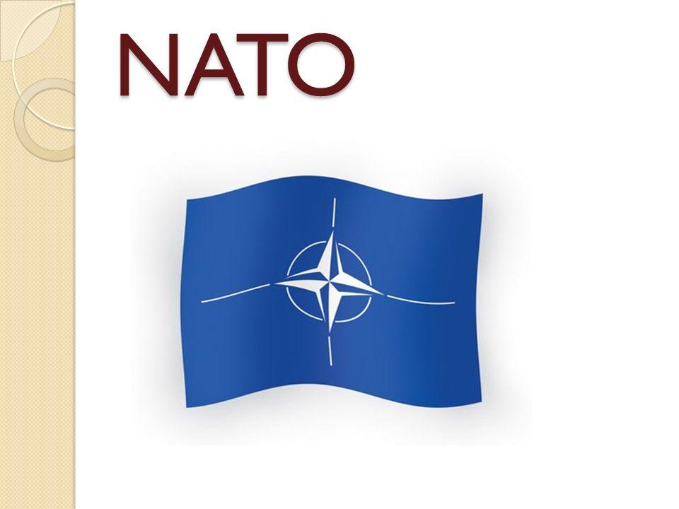 Czym jest NATO.