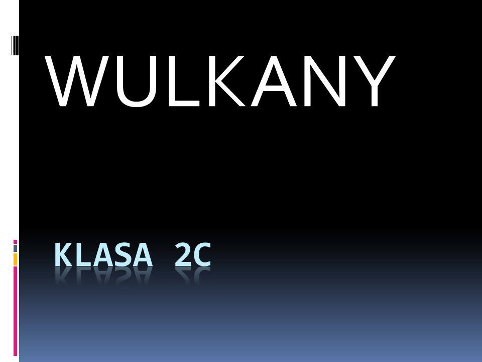Co to jest wulkan Wulkan (z łac.