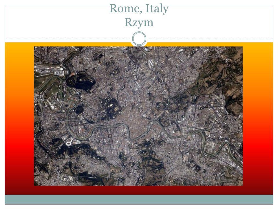 Rome, Italy Rzym