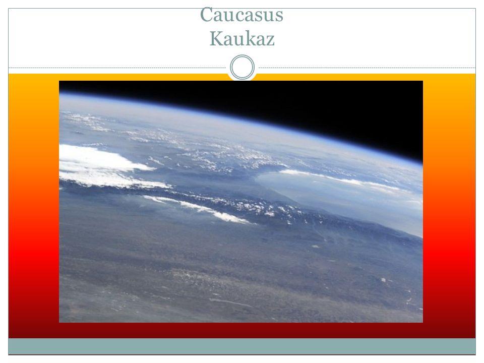 Caucasus Kaukaz