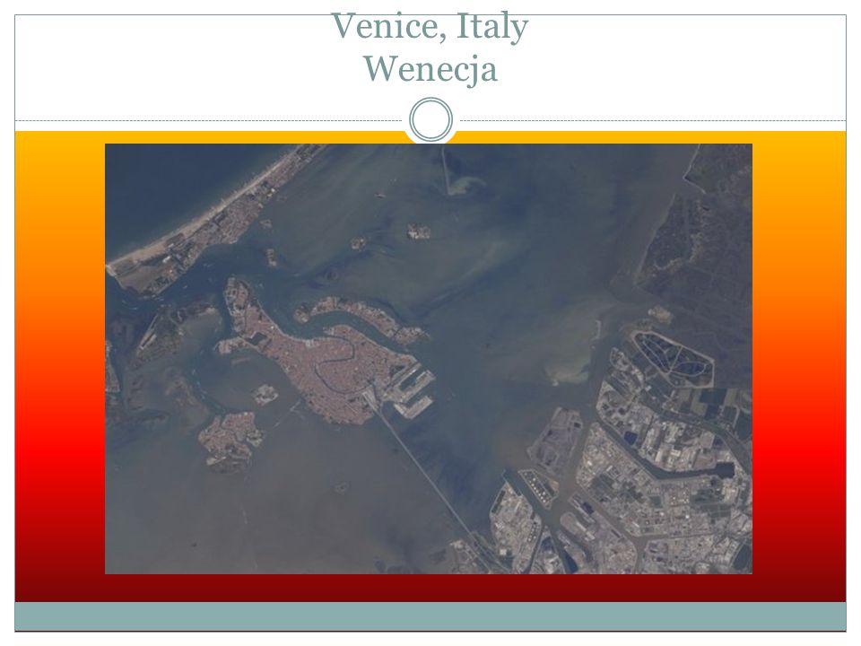 Venice, Italy Wenecja