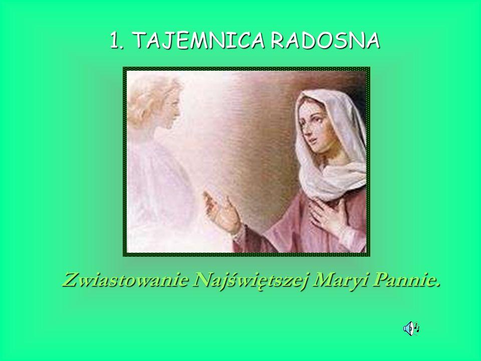 Nawiedzenie Świętej Elżbiety. 2. TAJEMNICA RADOSNA
