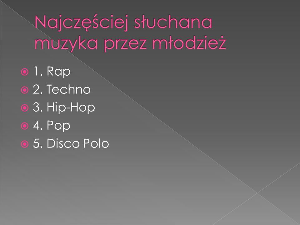 Disco polo – gatunek muzyki popularnej, powstały w Polsce w latach 80. XX wieku, w początkowym okresie istnienia znany jako muzyka chodnikowagatunek m