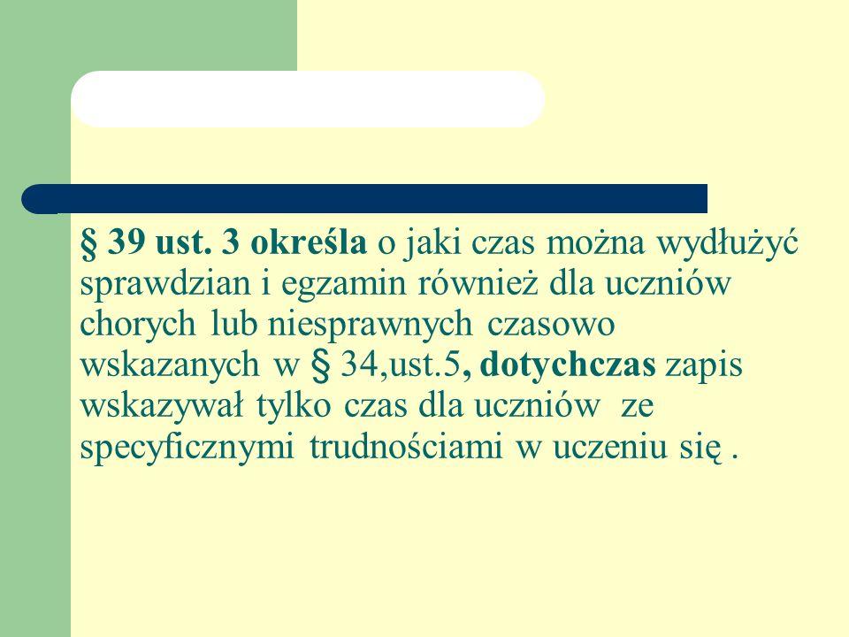 § 39 ust.