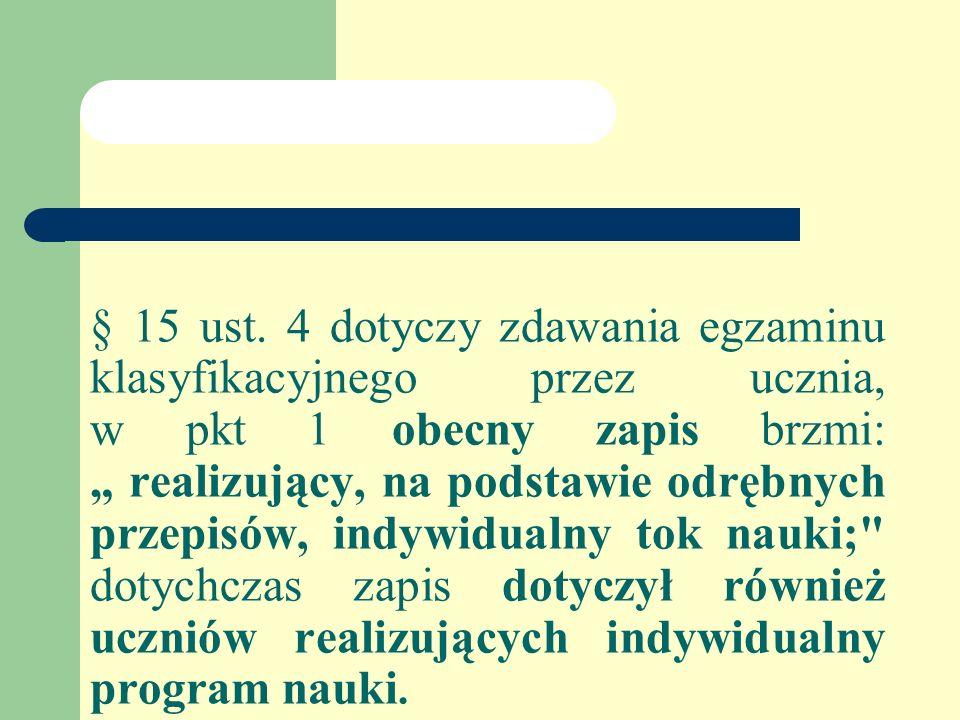 § 15 ust.
