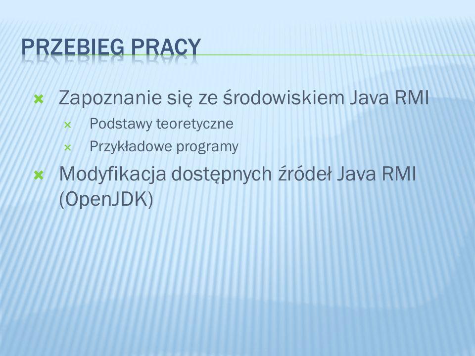 Dynamic Proxy Brak ingerencji w kod źródłowy Mechanizm Java Reflections Przesyłanie dowolnych metadanych Elastyczne statystyki