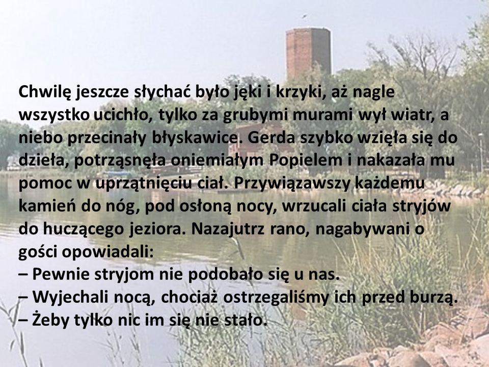 Rozpaczały rodziny sądząc, że ich bliscy utonęli w czasie burzy podczas przeprawy przez Gopło...