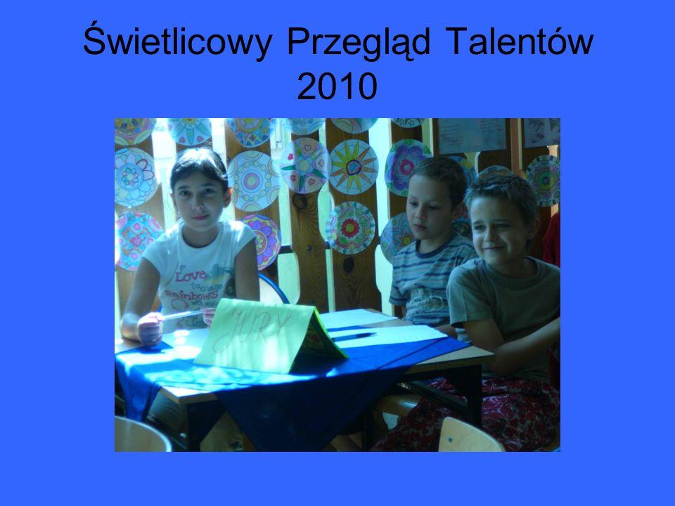 Świetlicowy Przegląd Talentów 2010