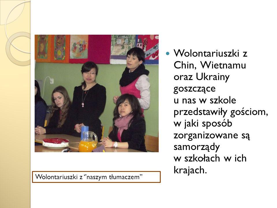 Część praktyczna Pierwszy temat warsztatów:,,W jaki sposób można usprawnić prace samorządu uczniowskiego.