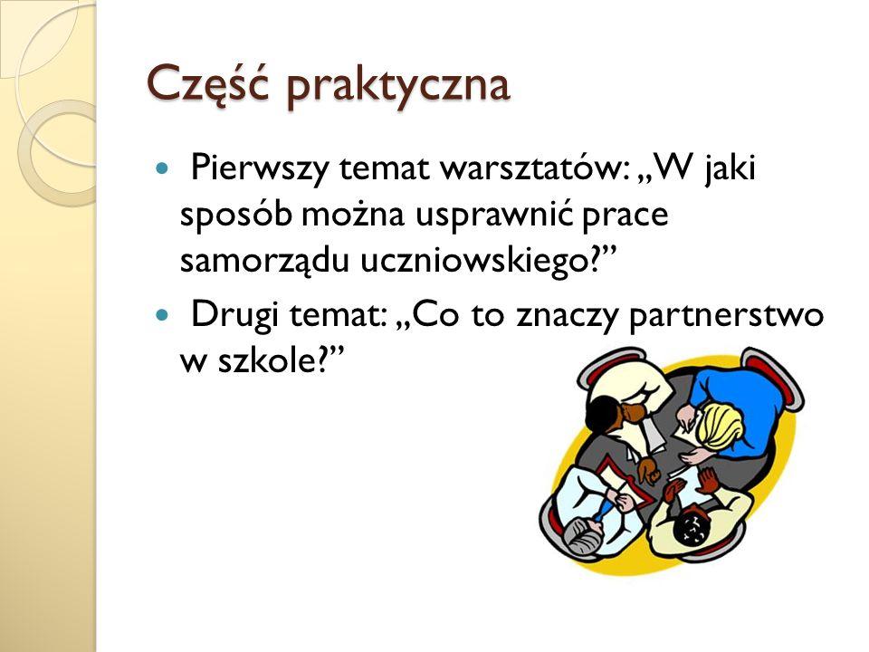 Grupa I W czasie pracy…Przedstawienie swoich pomysłów.