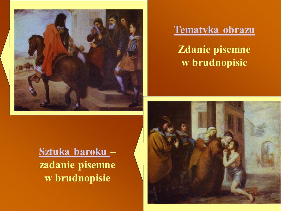 9 Obrazy Murilla to przykład czystej sztuki baroku.