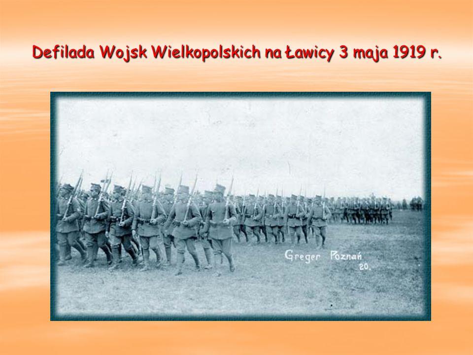 Powstanie Wielkopolskie wybuchło 27 grudnia 1918 roku, w reakcji na demonstracje Niemców sprzeciwiających się wizycie w Poznaniu polskiego pianisty i działacza niepodległościowego Ignacego J.