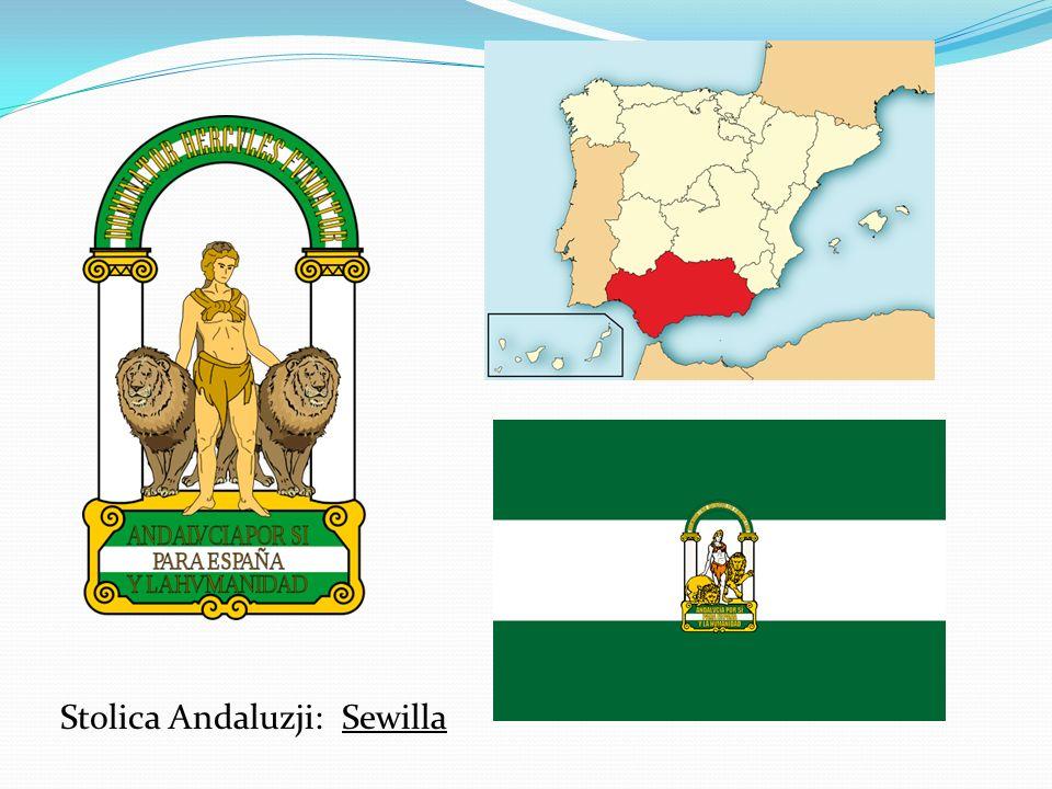 Władze Andaluzji Władza wykonawcza : Rada Ministrów, przewodniczy Premier Autonomicznego Rządu Andaluzji.