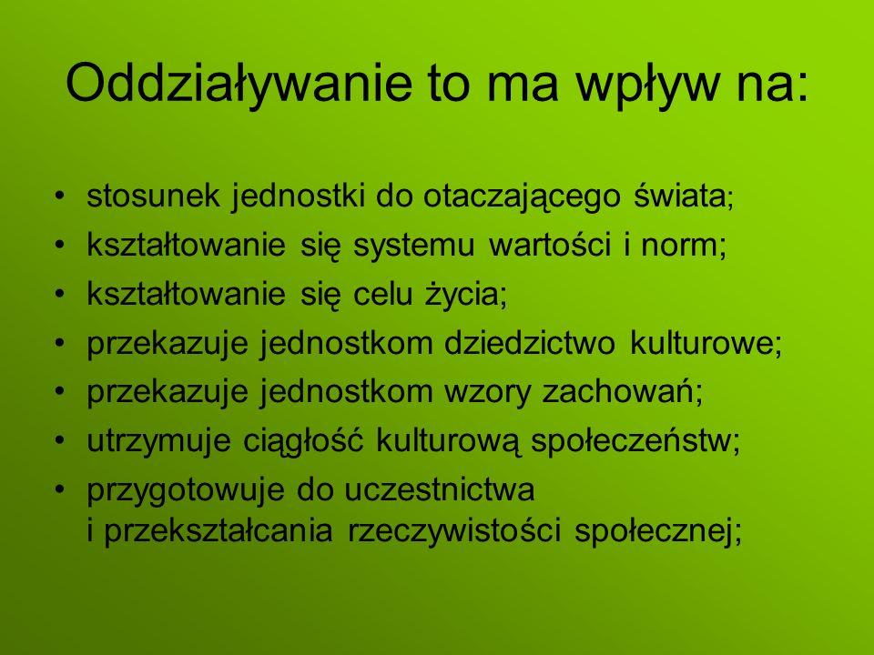 Uczeń zna i pielęgnuje tradycje narodowe, mając jednocześnie poczucie bycia Polakiem i Europejczykiem Harcerz służy Bogu i Polsce i sumiennie spełnia swoje obowiązki.