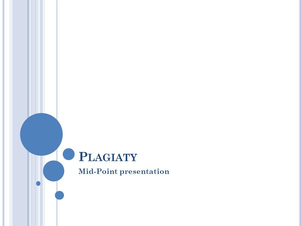 P LAGIATY Mid-Point presentation
