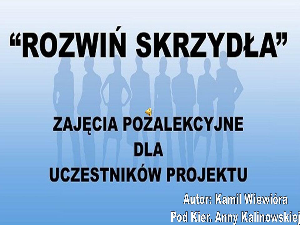 Kamil Wiewióra Dominika Głowacka Albert Ćwiek Rafał Kucharski Paweł Łubczyk Bartosz Szymak