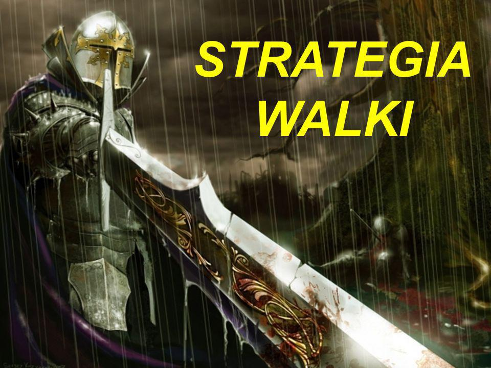 STRATEGIA WALKI