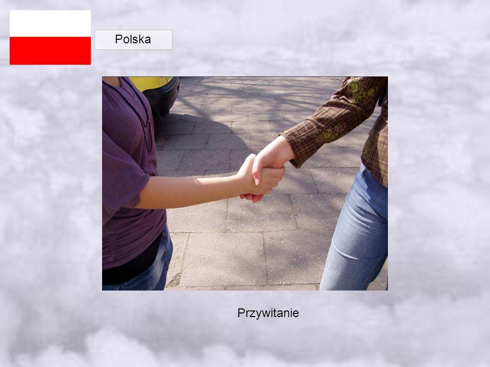 Przywitanie Polska