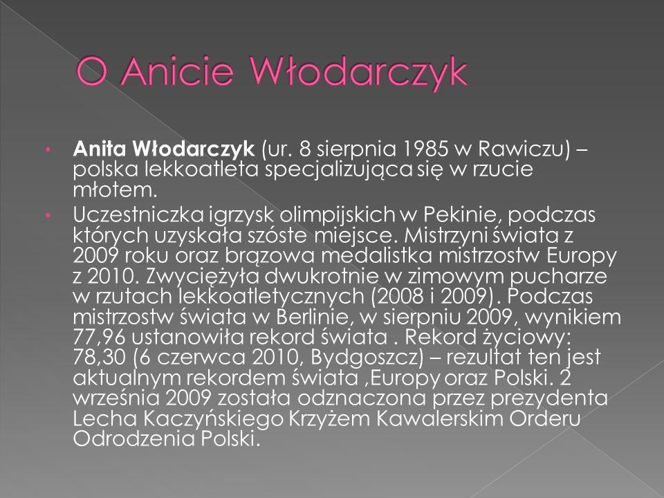 Anita Włodarczyk (ur.