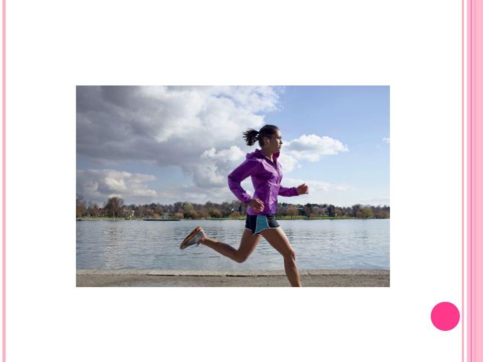 WALKING Według specjalistów dla zachowania pełni zdrowia potrzebne jest minimum 30 minut ćwiczeń aerobowych tygodniowo.