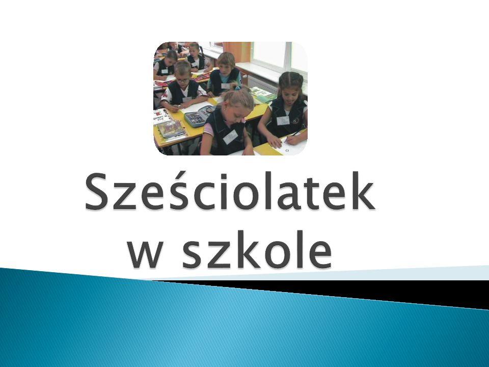 Nauczyciel zadba o adaptację dzieci do warunków szkolnych, w tym o ich poczucie bezpieczeństwa.