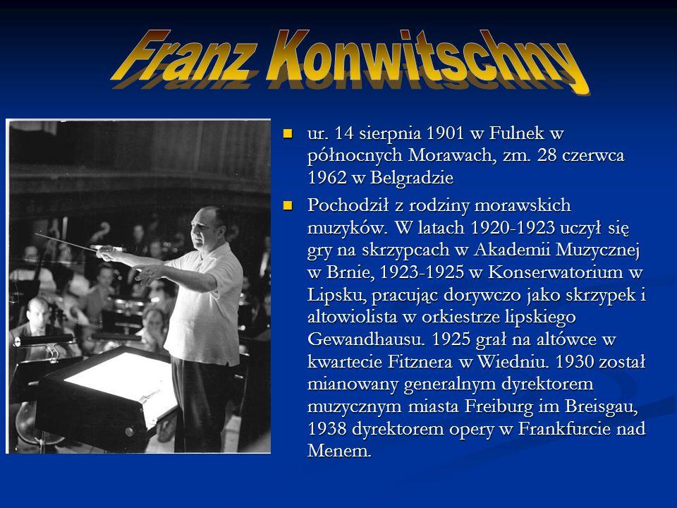 ur. 14 sierpnia 1901 w Fulnek w północnych Morawach, zm.