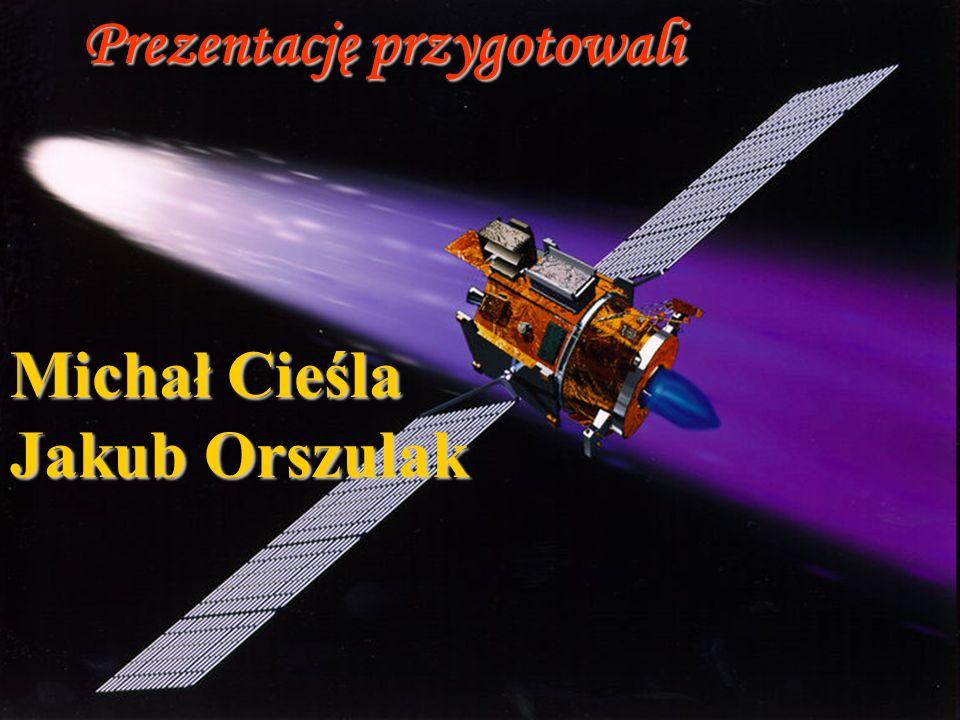 Prezentację przygotowali Michał Cieśla Jakub Orszulak