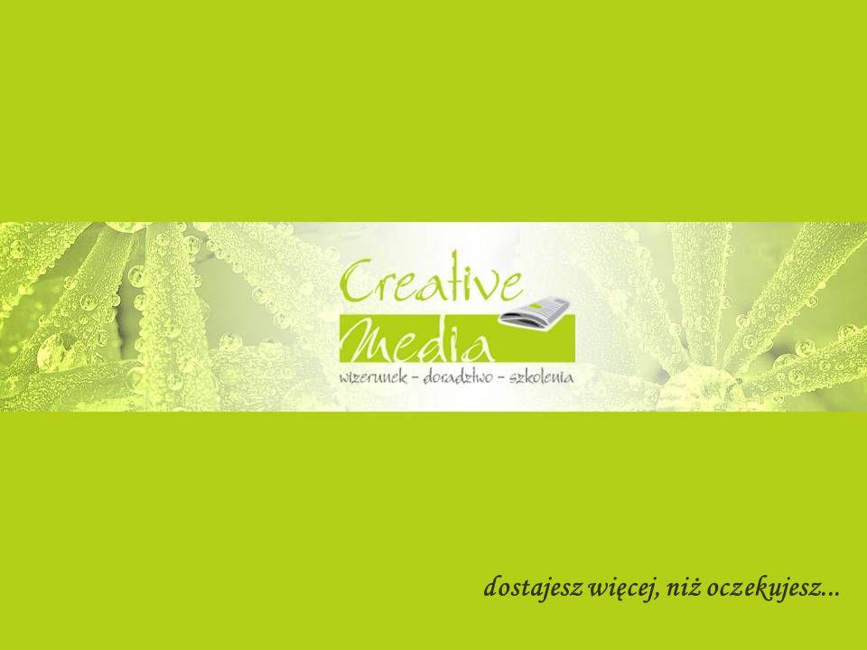 CreativeMedia zdobywca tytułu MOCNI WIZERUNKIEM 2007 razem z m.in.