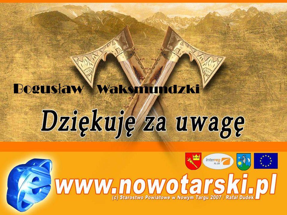 Bogus ł aw Waksmundzki