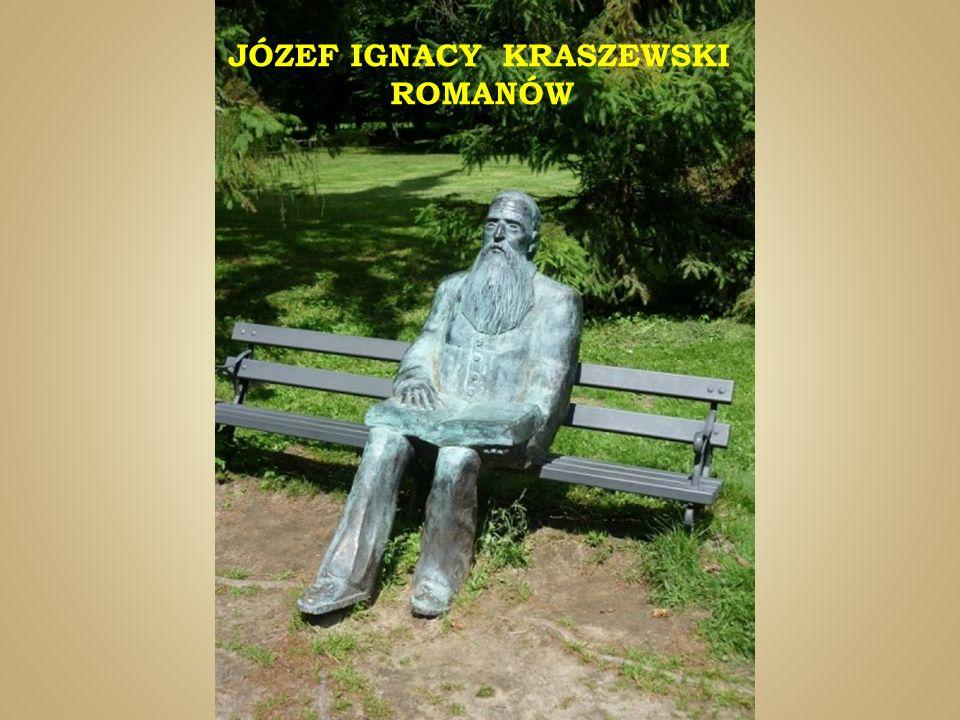 JÓZEF IGNACY KRASZEWSKI ROMANÓW