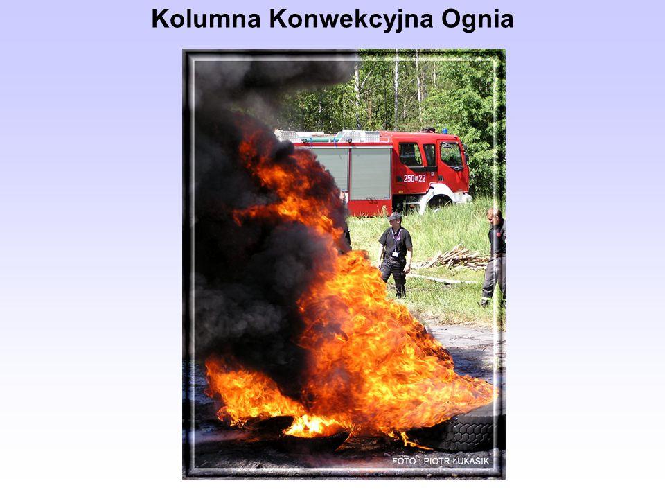 Kolumna Konwekcyjna Ognia